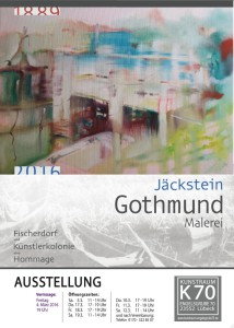 Gothmund-Plakat
